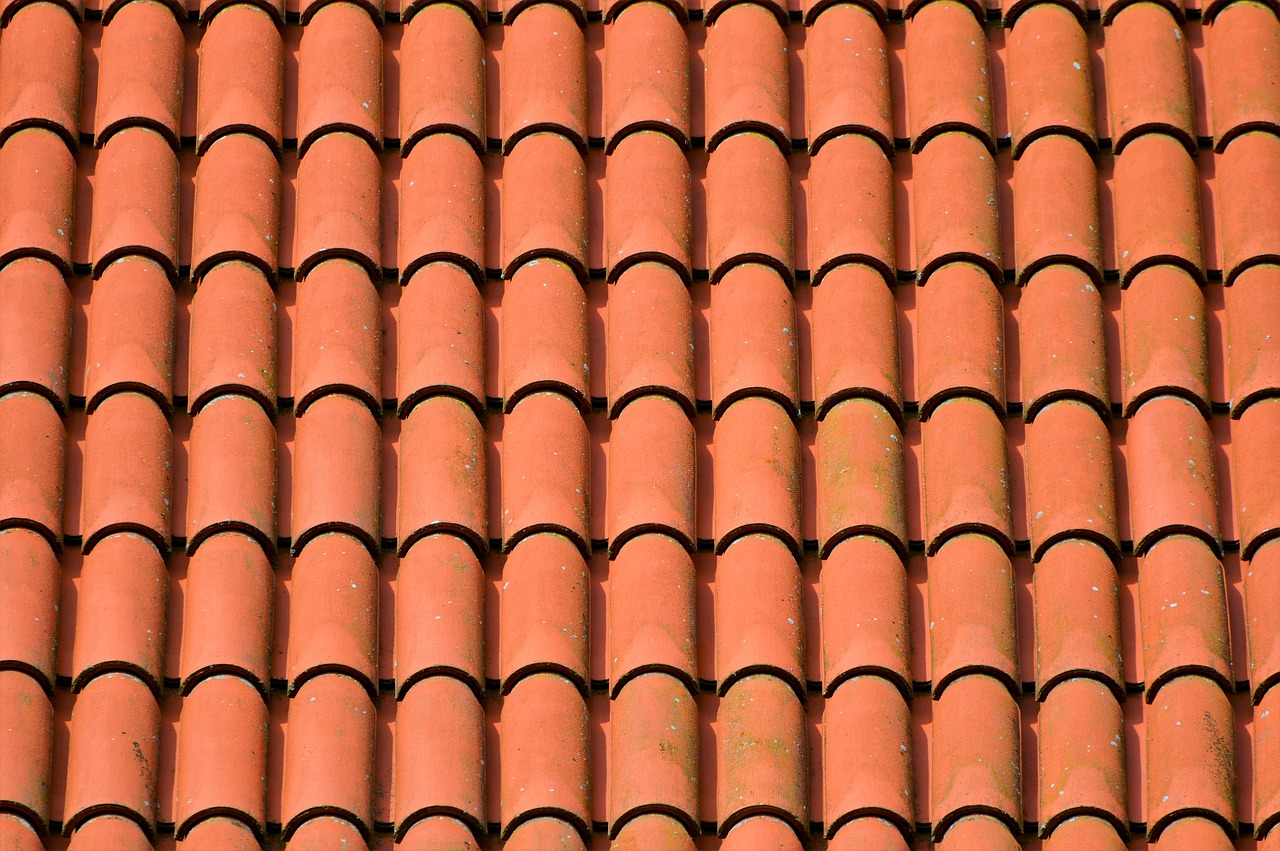 a roof
