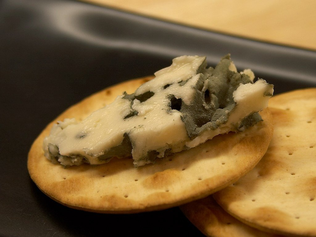 roquefort cheese blue mold free picture