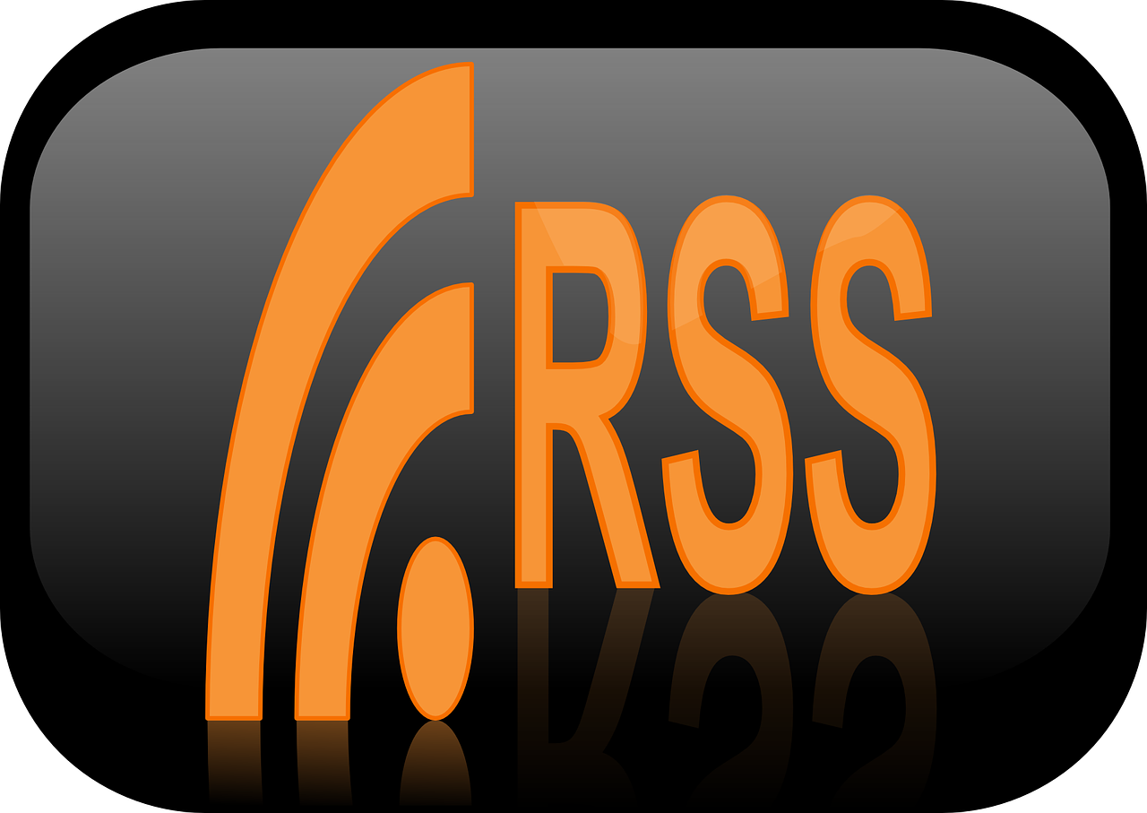 rss image button free photo