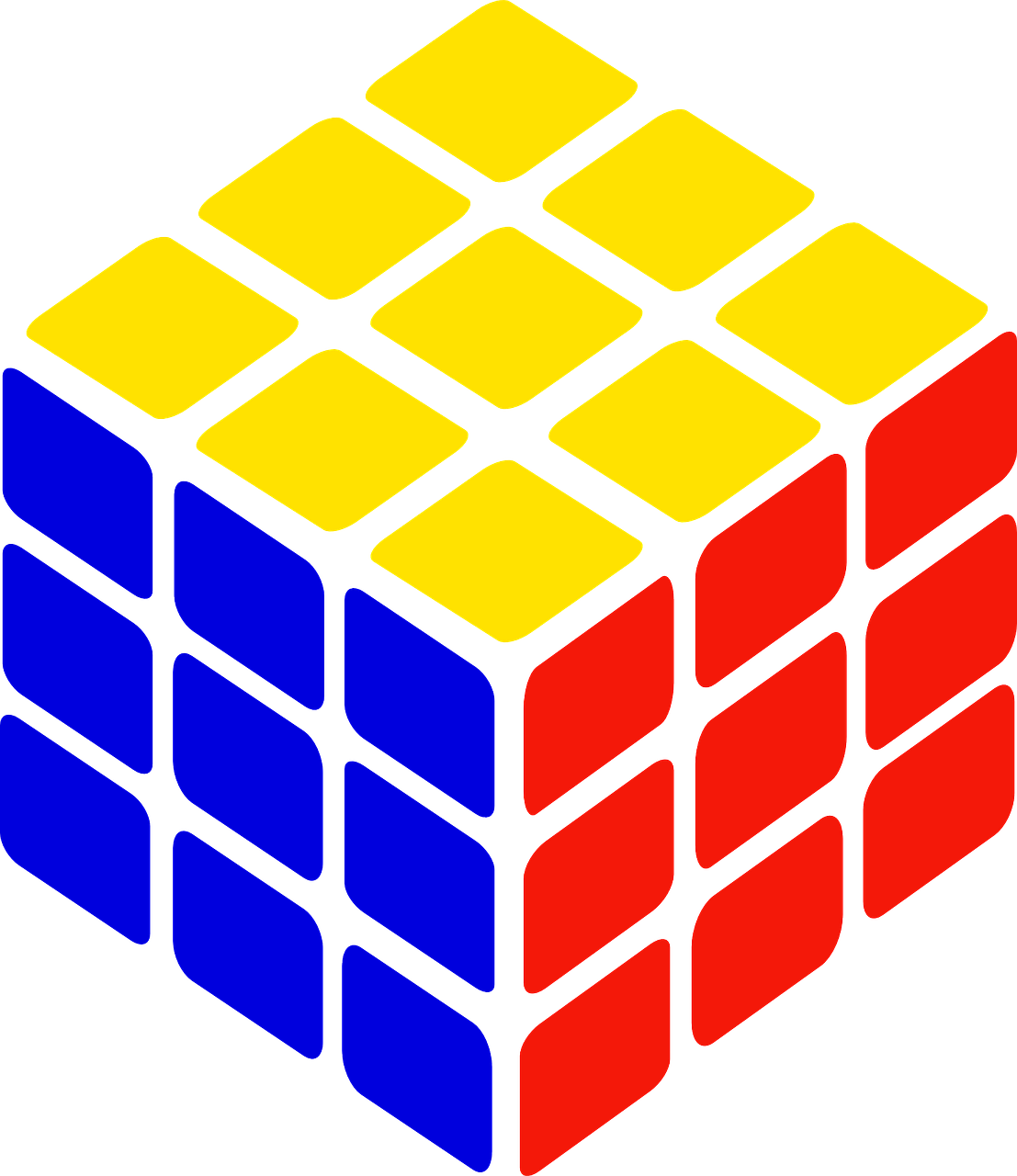 rubik cube puzzle free photo
