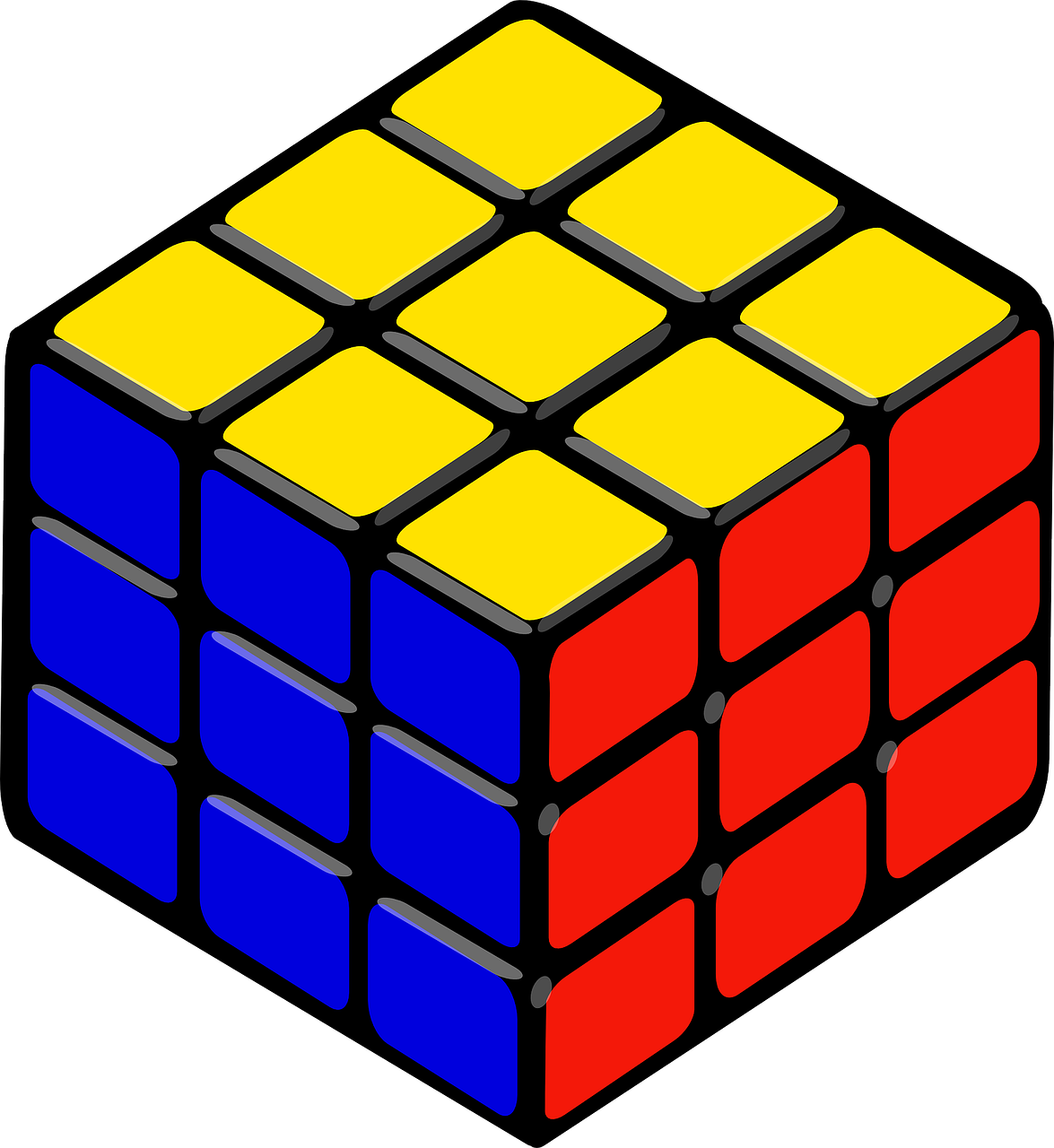 rubiks cube game puzzle free photo