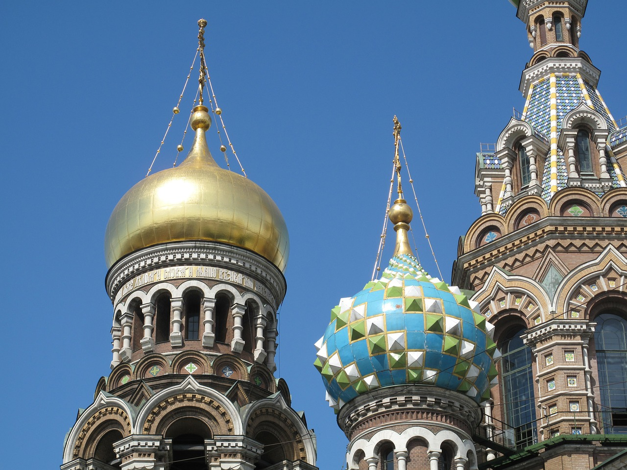 russia st petersburg cathedral free photo