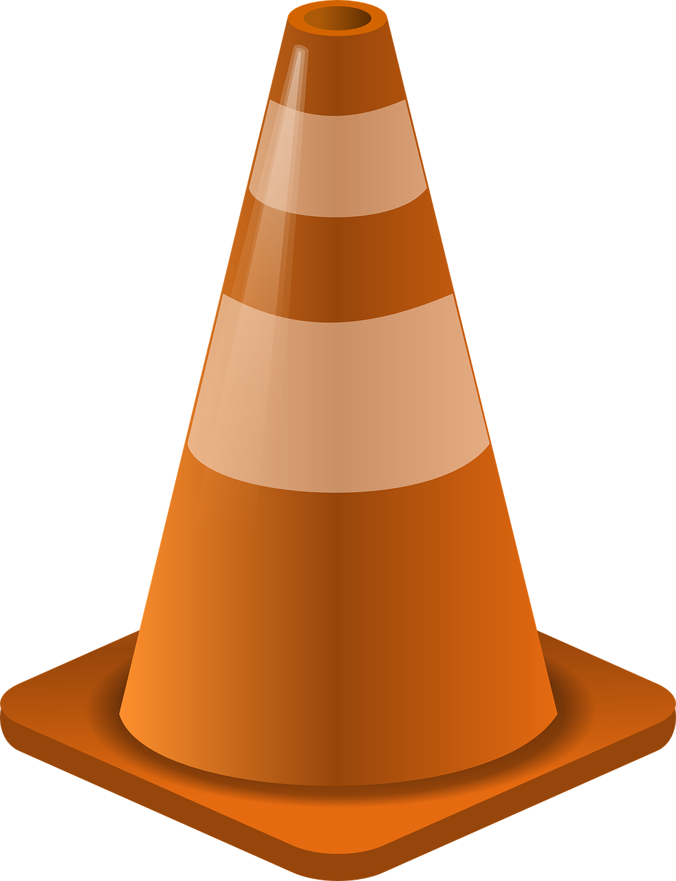 safety traffic cone free photo