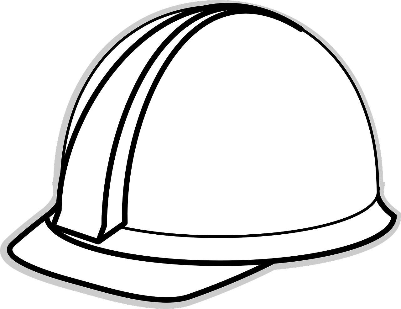 safety helmet construction hard hat free photo