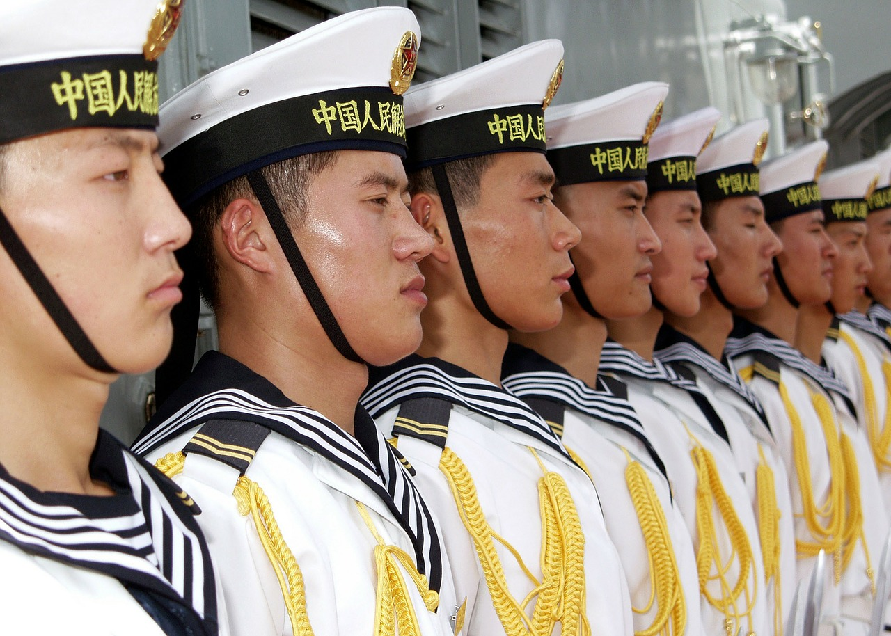 sailors chinese china free photo