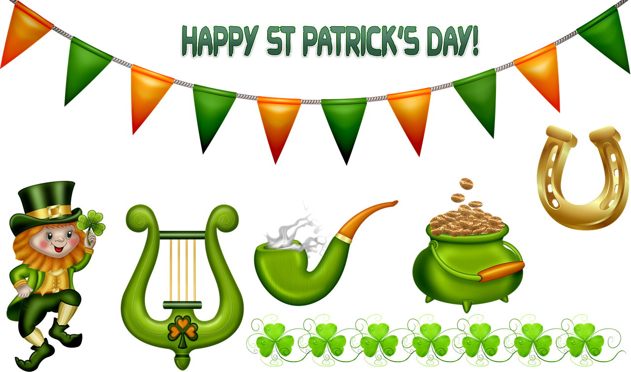 saint patrick's day  march 17  leprechaun free photo