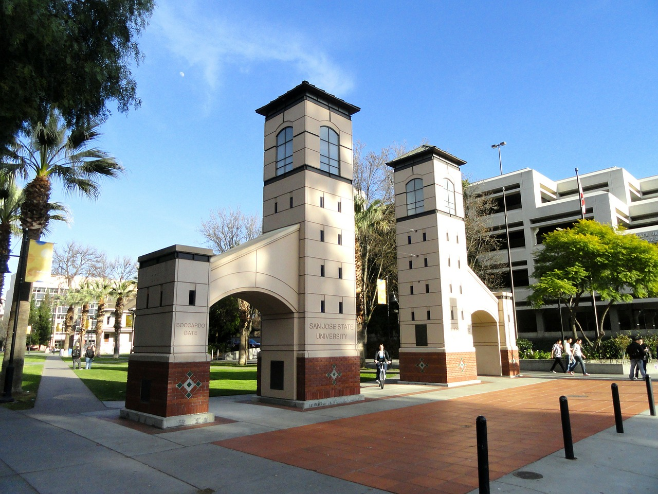 san jose california university free photo