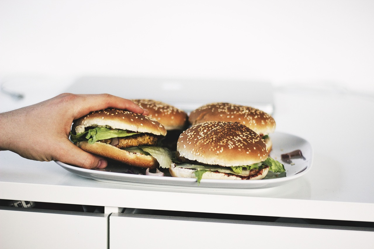 sandwich food burger free photo