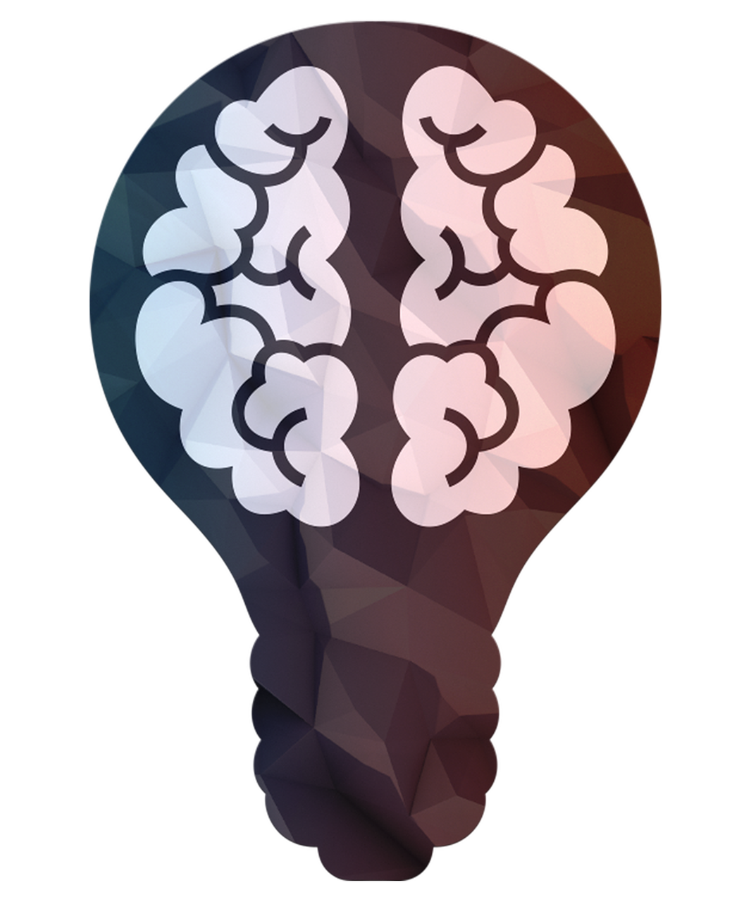 A decorative picture of a brain to answer Why don't clocks appear in dreams?