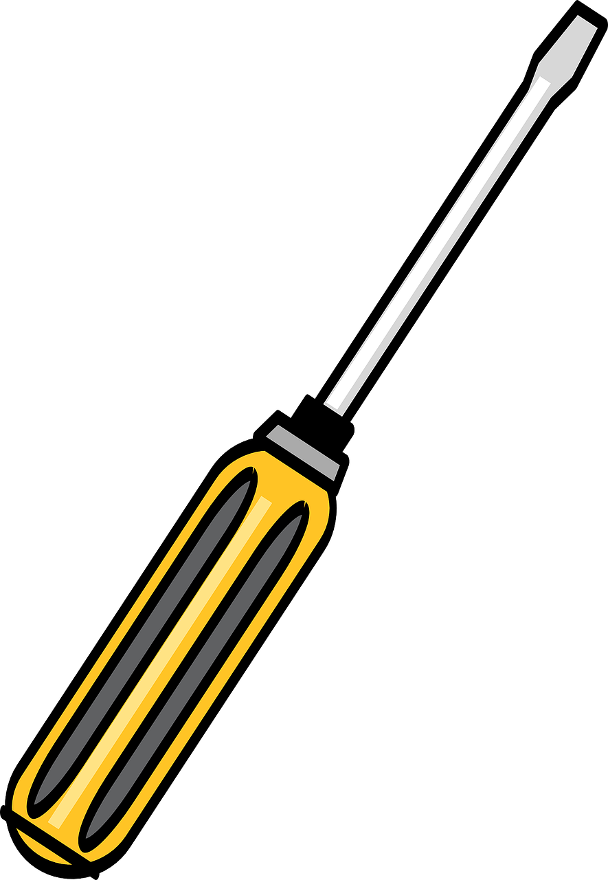 screwdriver screw driver free photo