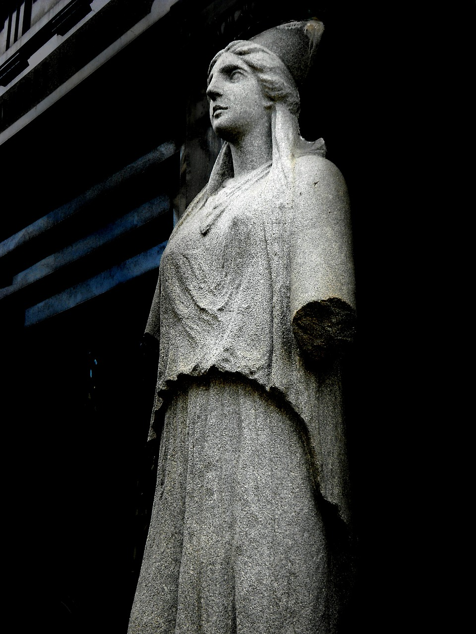 sculpture women marble free photo