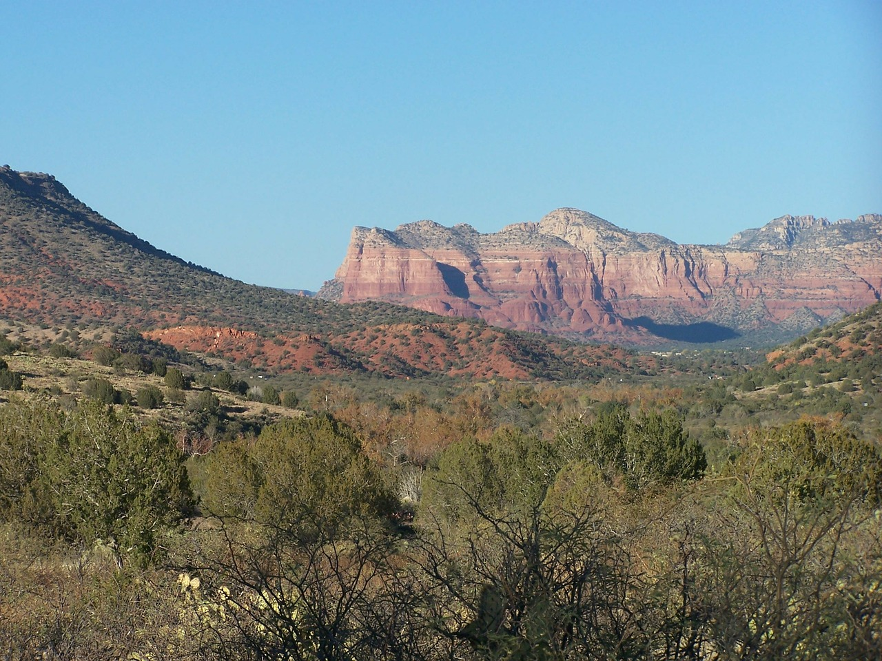 sedona arizona nature free photo