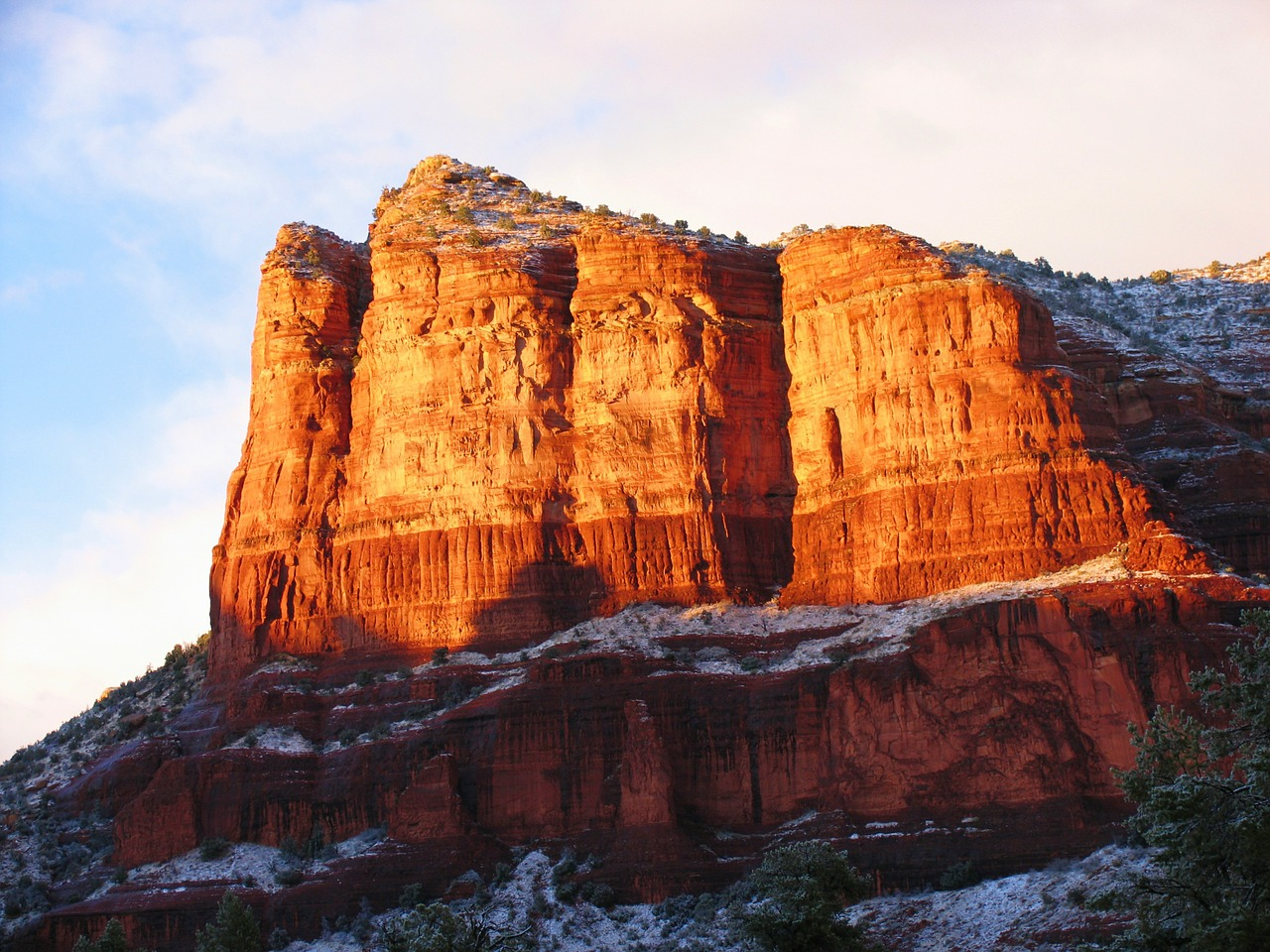 sedona arizona landscape free photo