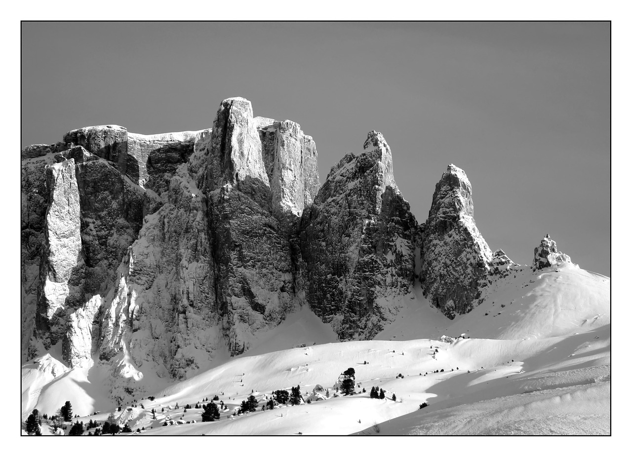 sella group sellaronda alpine free photo