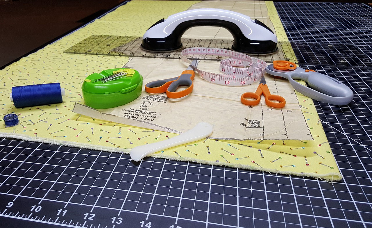 sewing notions tools free photo