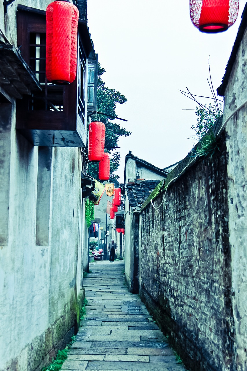 shaoxing the ancient town house free photo