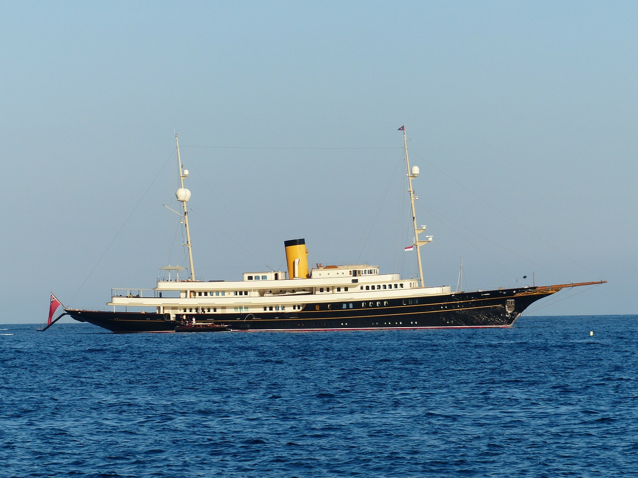 ship yacht steamer free photo