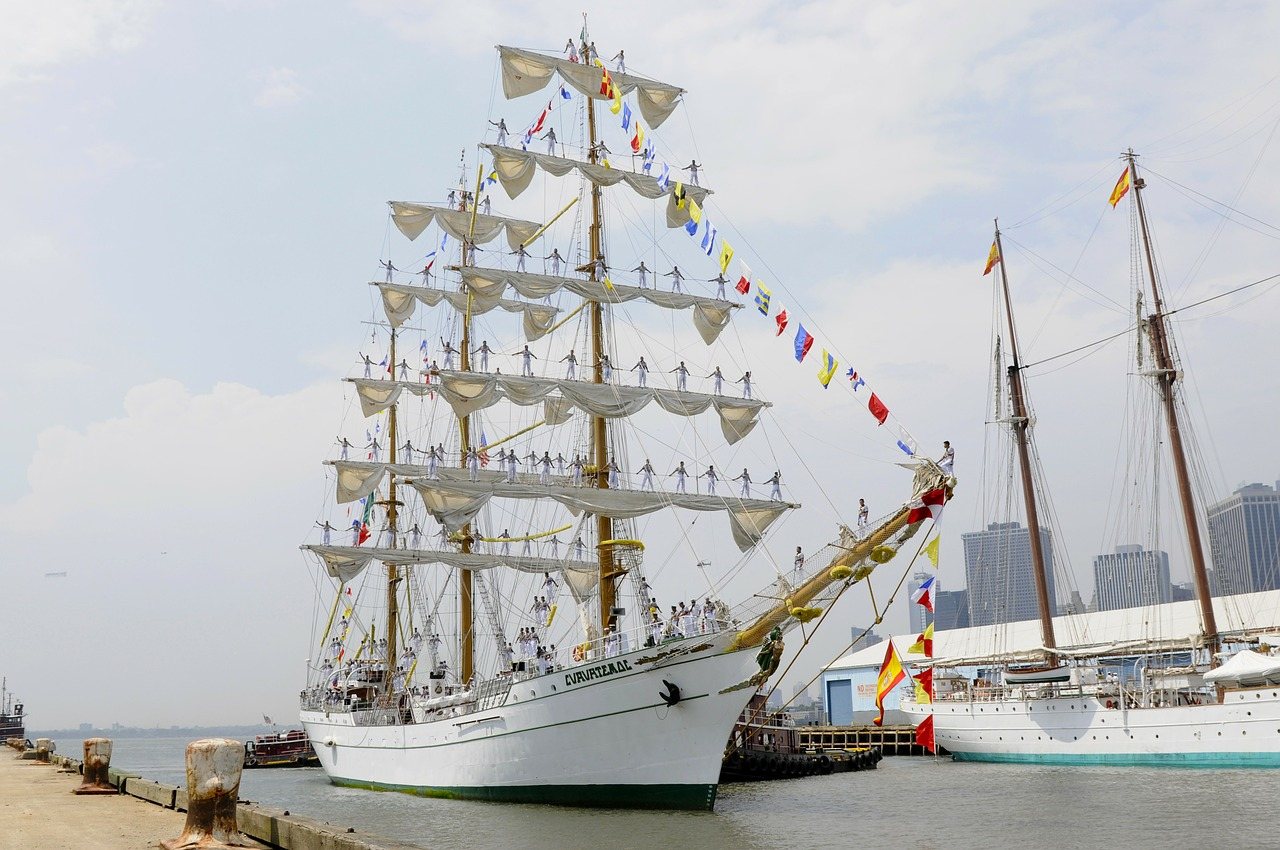 ship sailing sailing-ship free photo