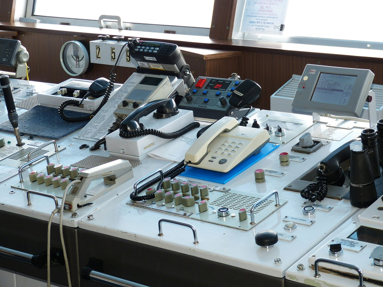Ship bridge,cruise,control,cruise ship,ship - free image from needpix.com