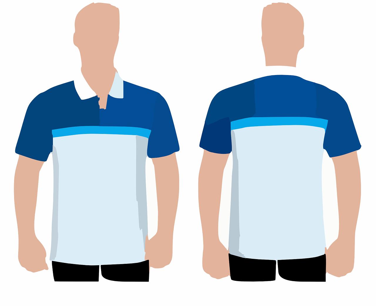 Dark Blue Polo Shirt Vector Büyüdüm çocuk Oldum