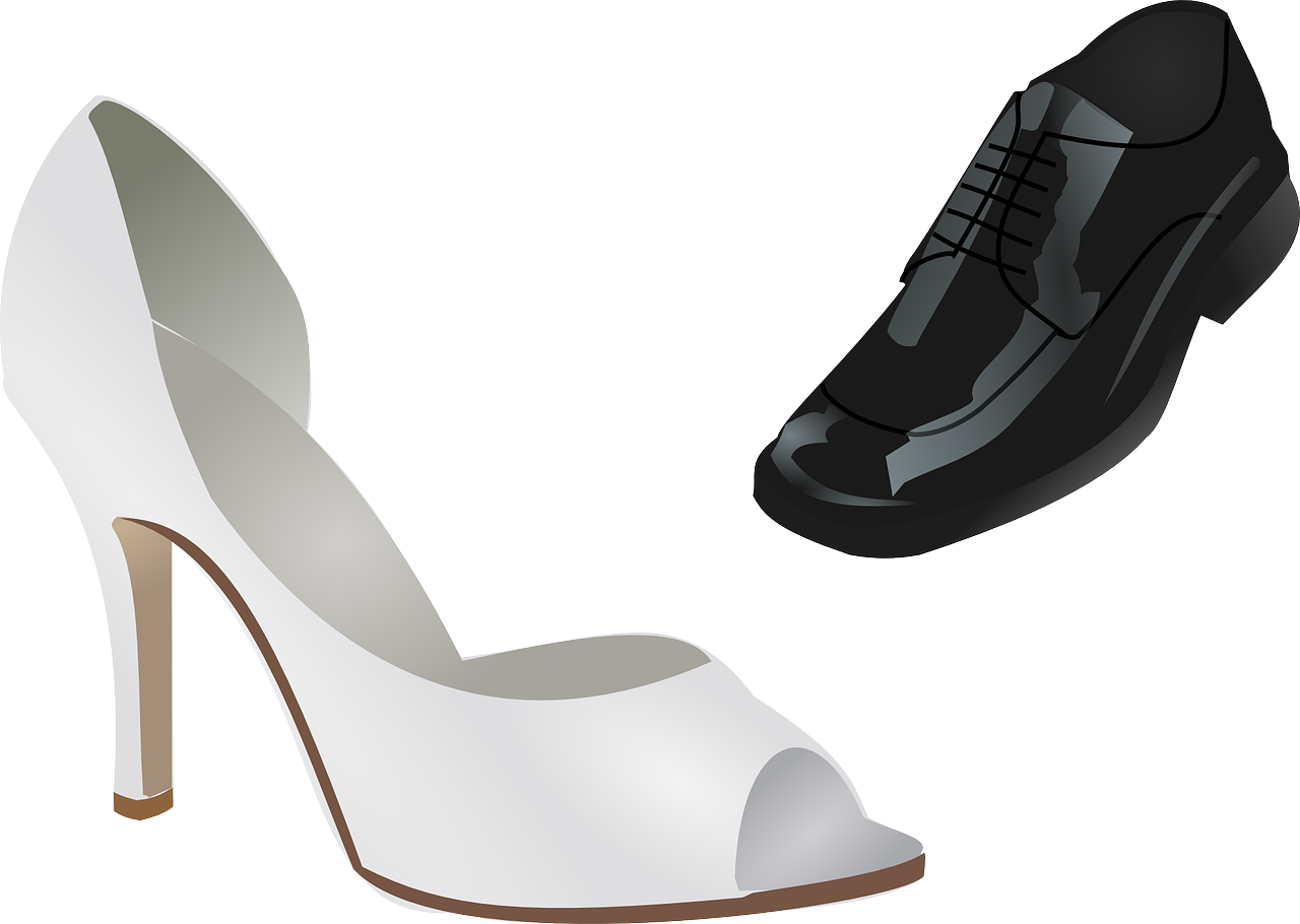 shoes wedding stiletto free photo