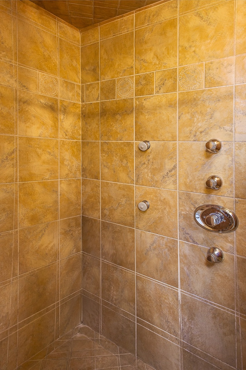 shower tile bathroom free picture