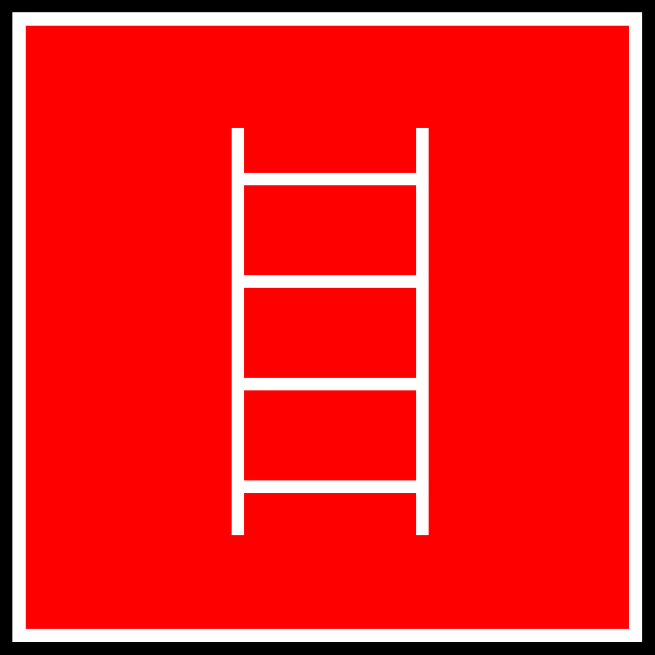 sign ladder climb free photo