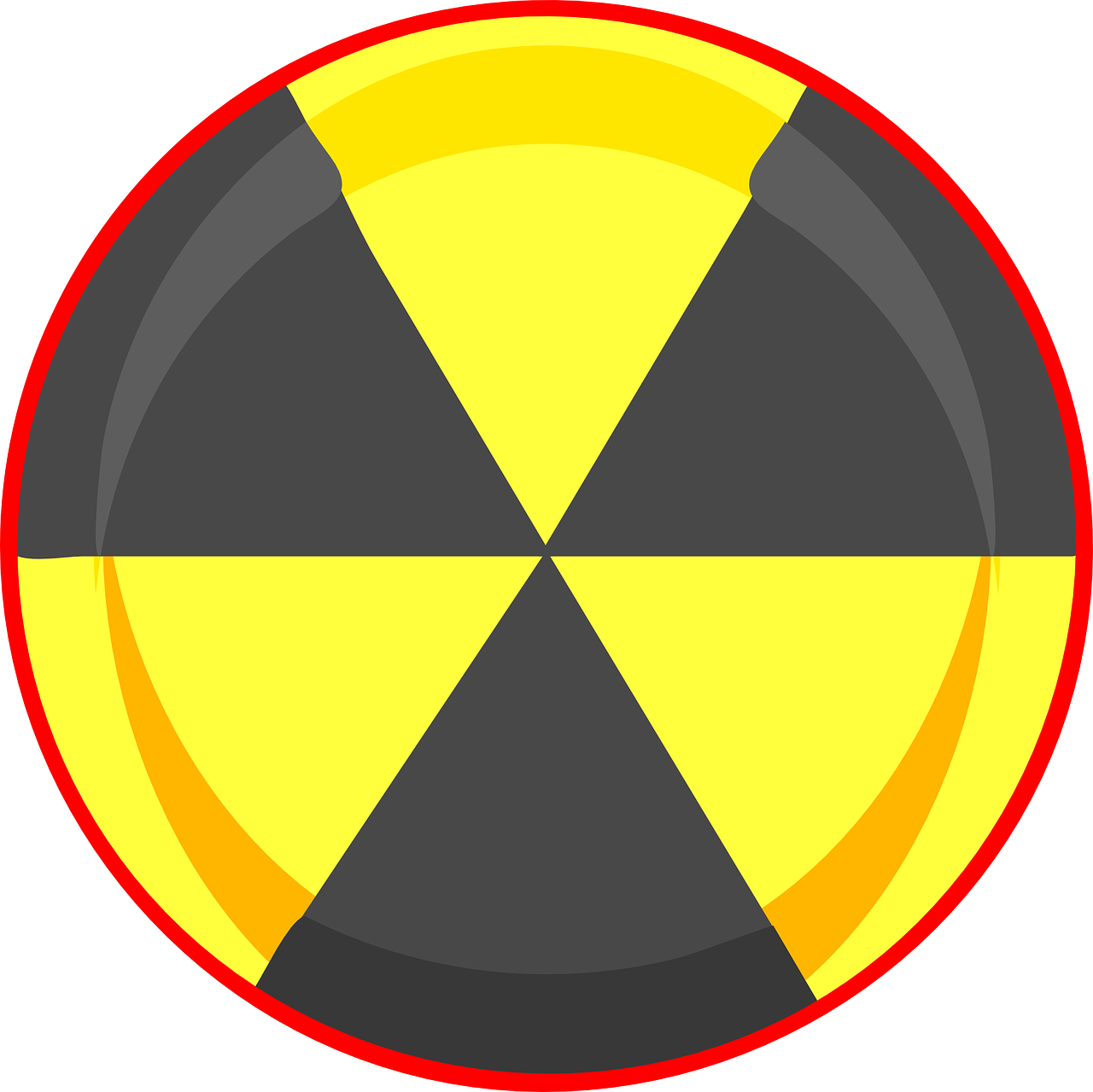 nuclear symbols signs free picture