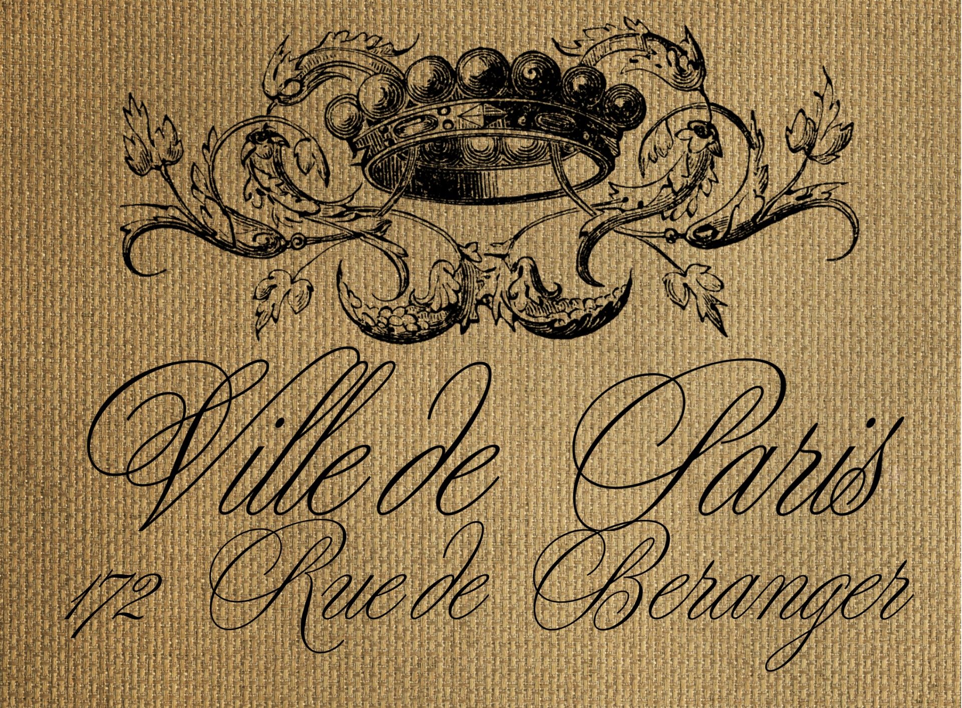 Quotes,sign,vintage paris,french,digital - free photo from