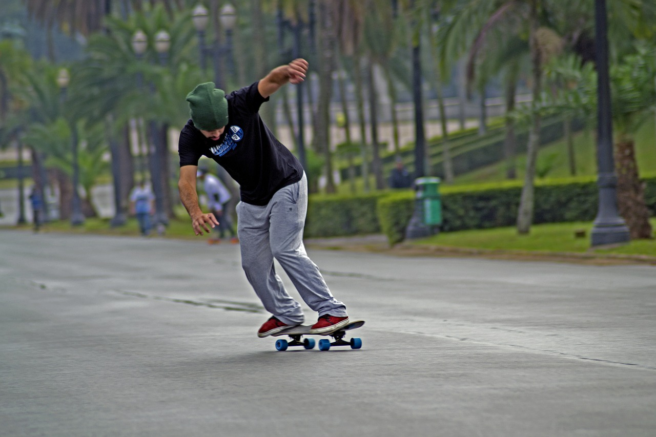 skateboard sport ipiranga free photo