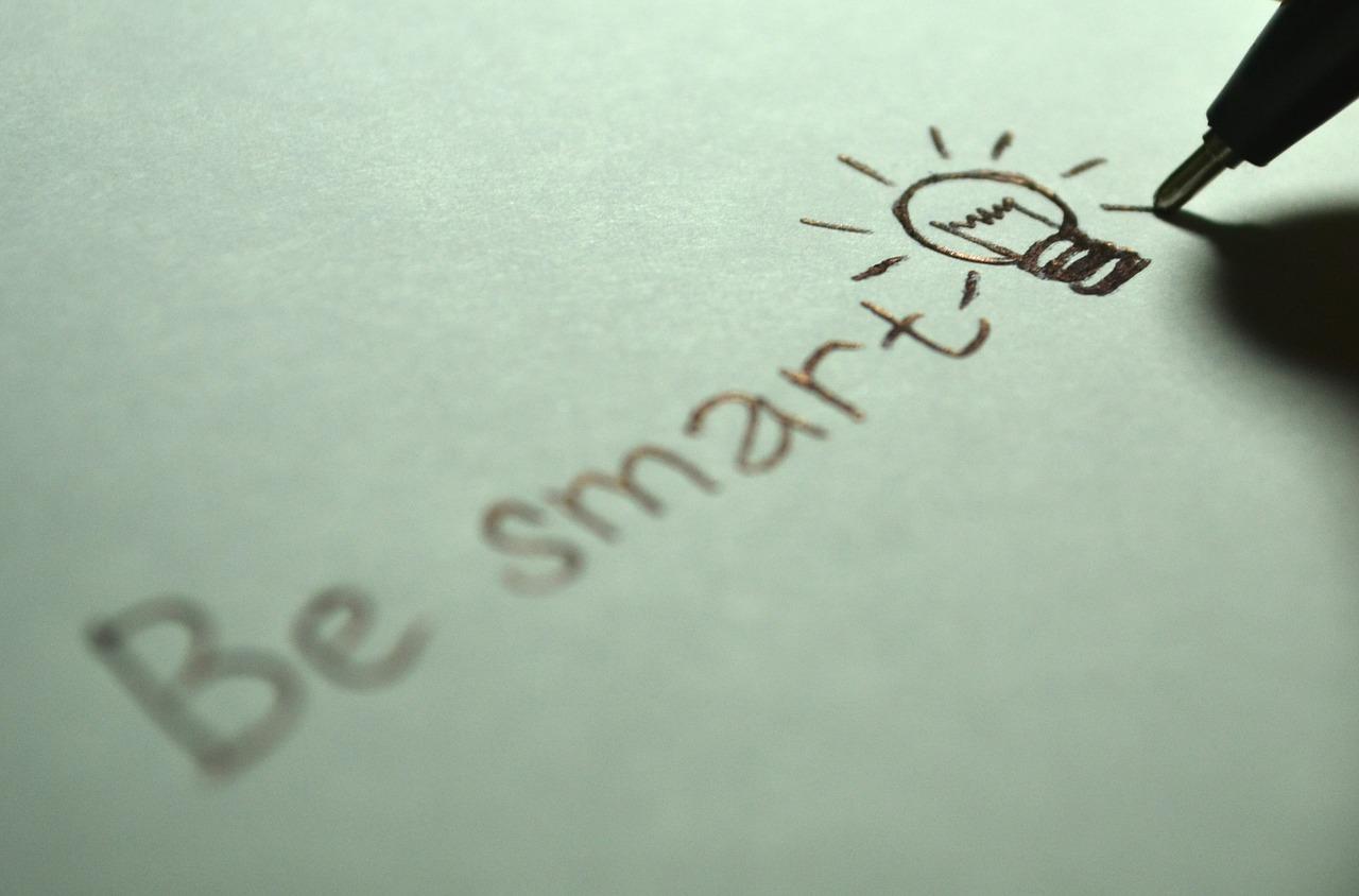 Smart,be smart,clever,mindset,bulb - free image from needpix.com
