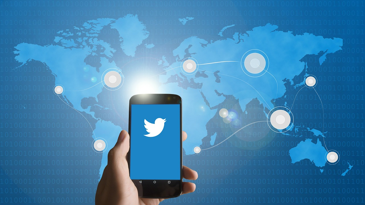 Smartphone,twitter,mobile phone,social media icon,phone button - free image  from needpix.com