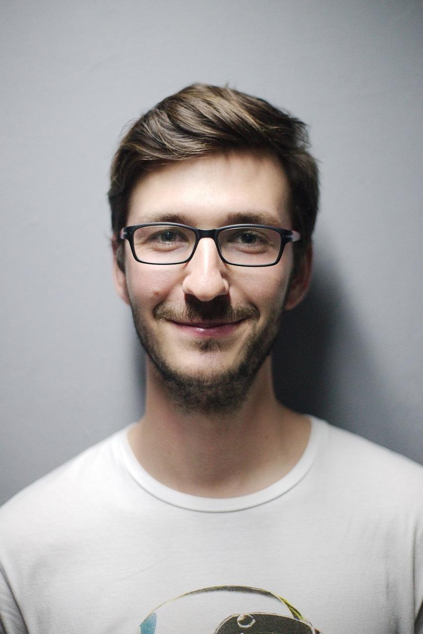 Smile profile picture