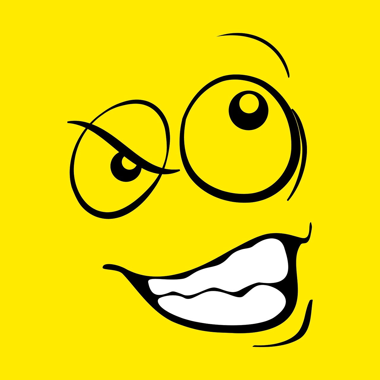 smiley emoticon funny free photo