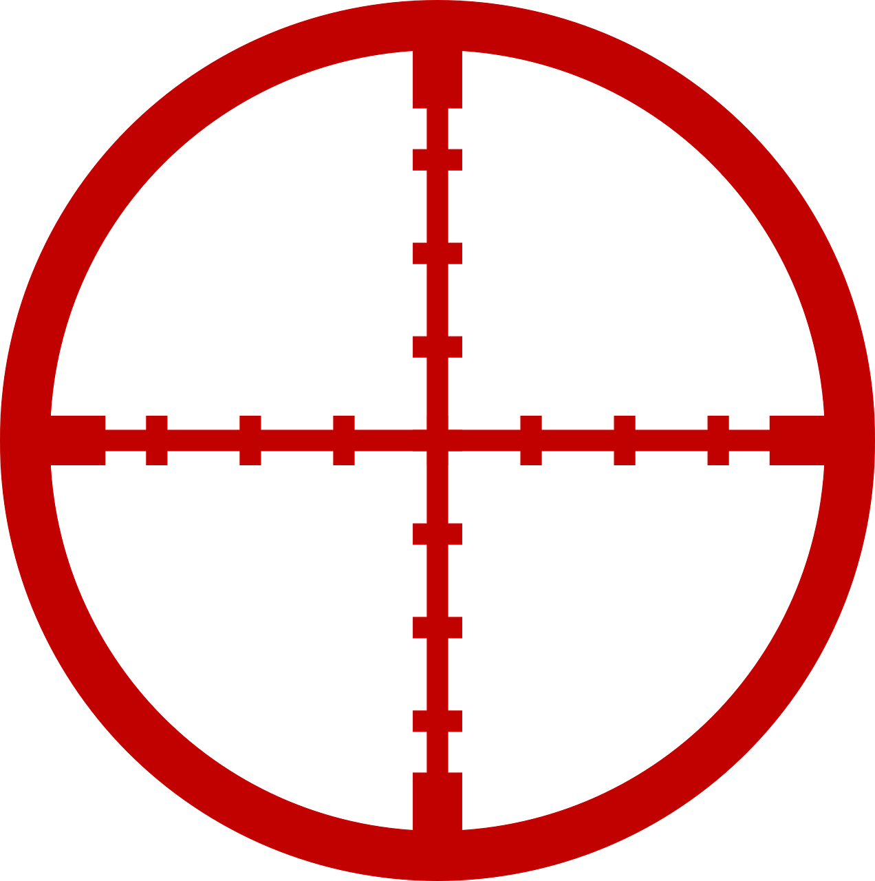 sniper,aim,crosshair,cross hairs,cross wires,shooting,goal,cross line,reticle,centre,center,graticule,red,target,rifle,crosshairs,free vector graphics,free pictures, free photos, free images, royalty free, free illustrations, public domain