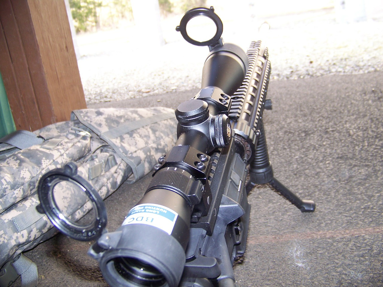 sniper weapon rifle free photo
