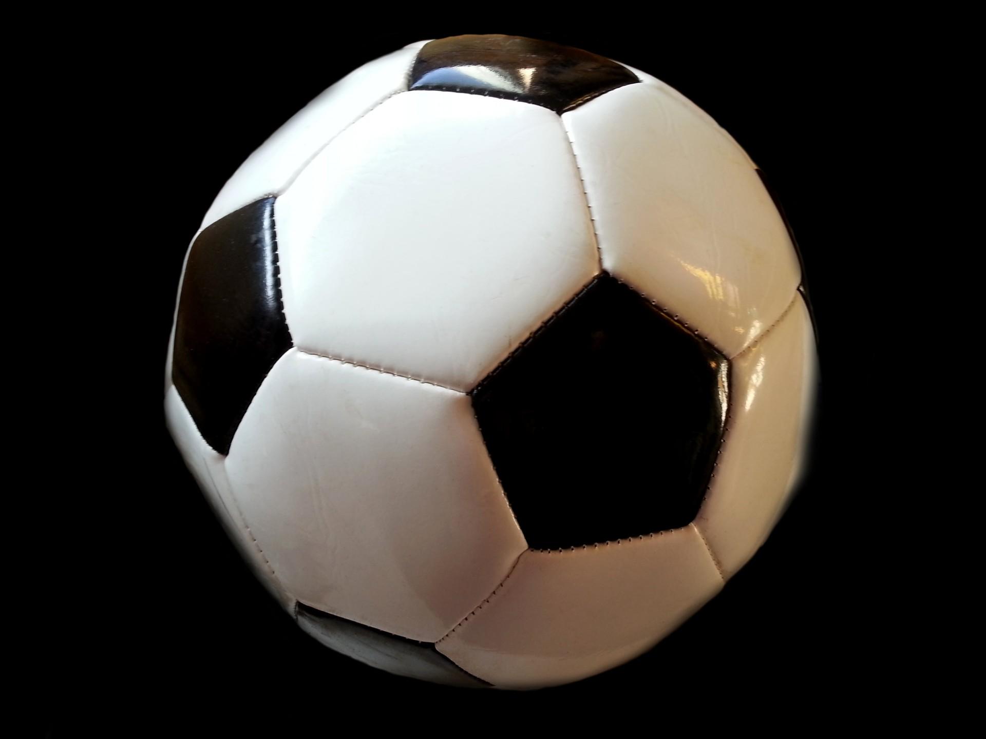 Приколы, открытка футбольный мяч