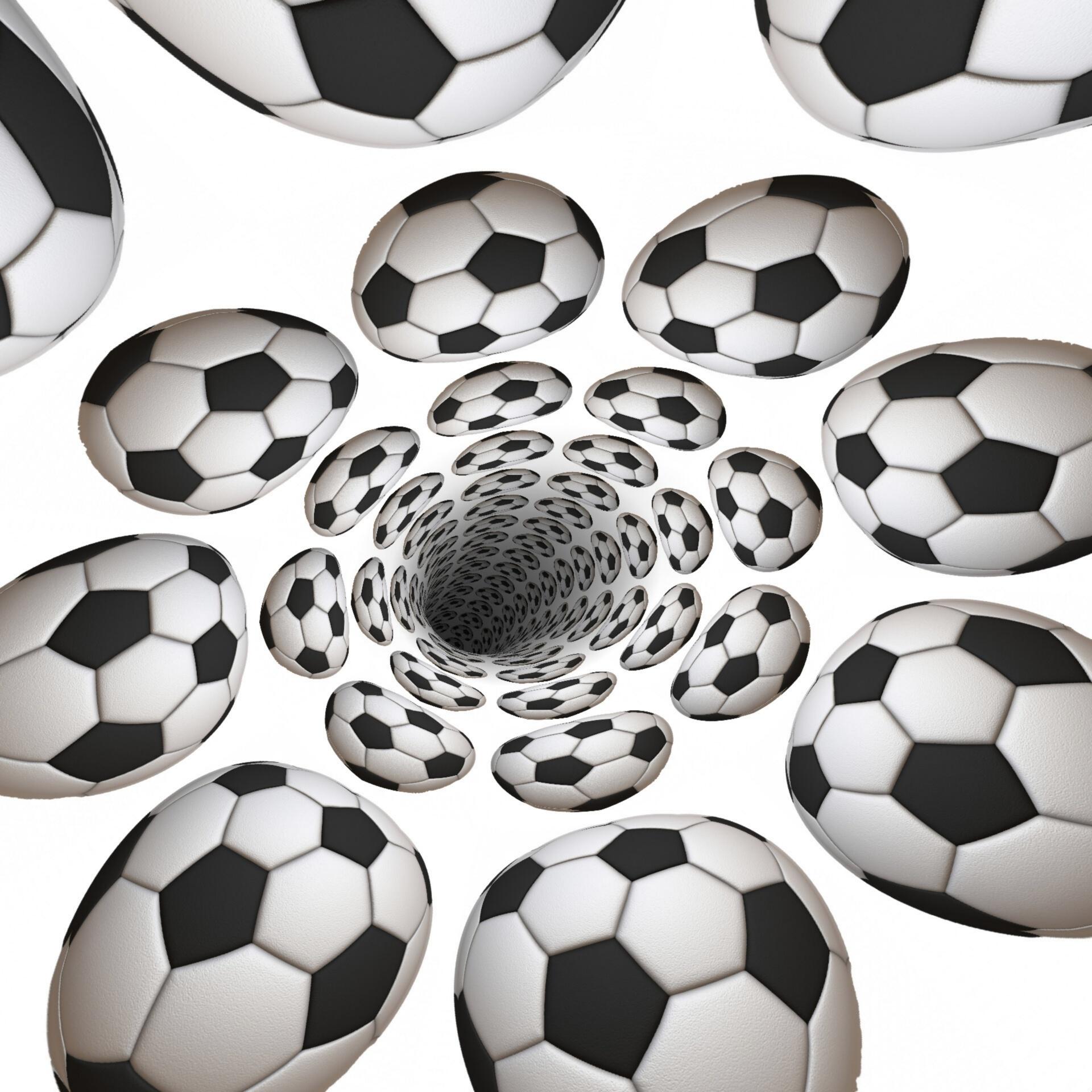 soccer ball tunnel