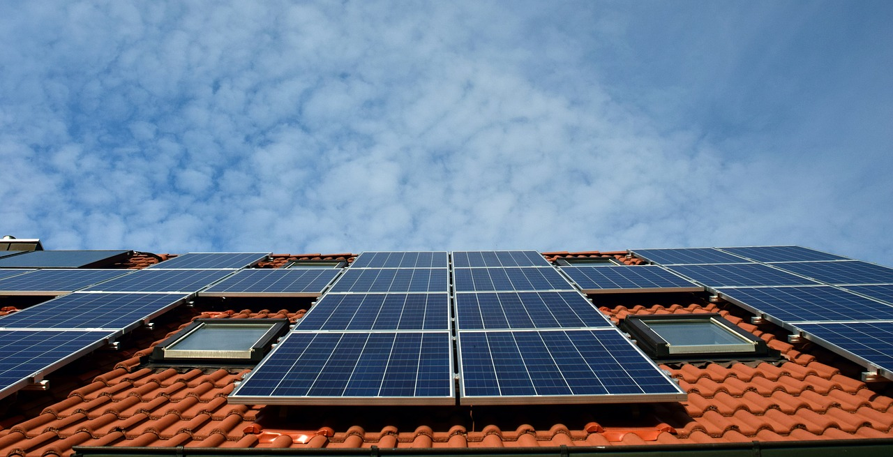 Download free photo of Solar system,roof,power generation,solar ...