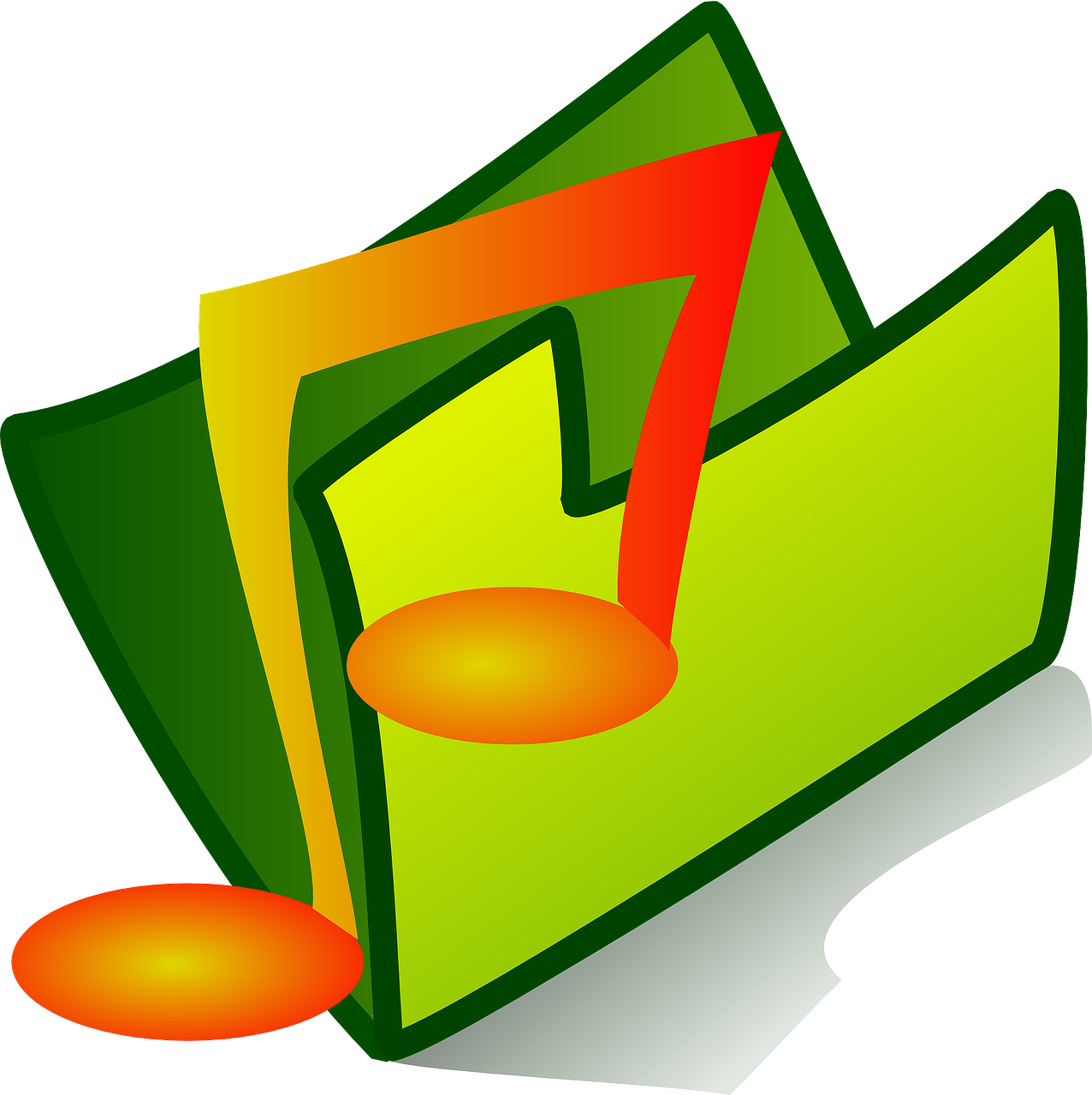 sound audio folder free photo