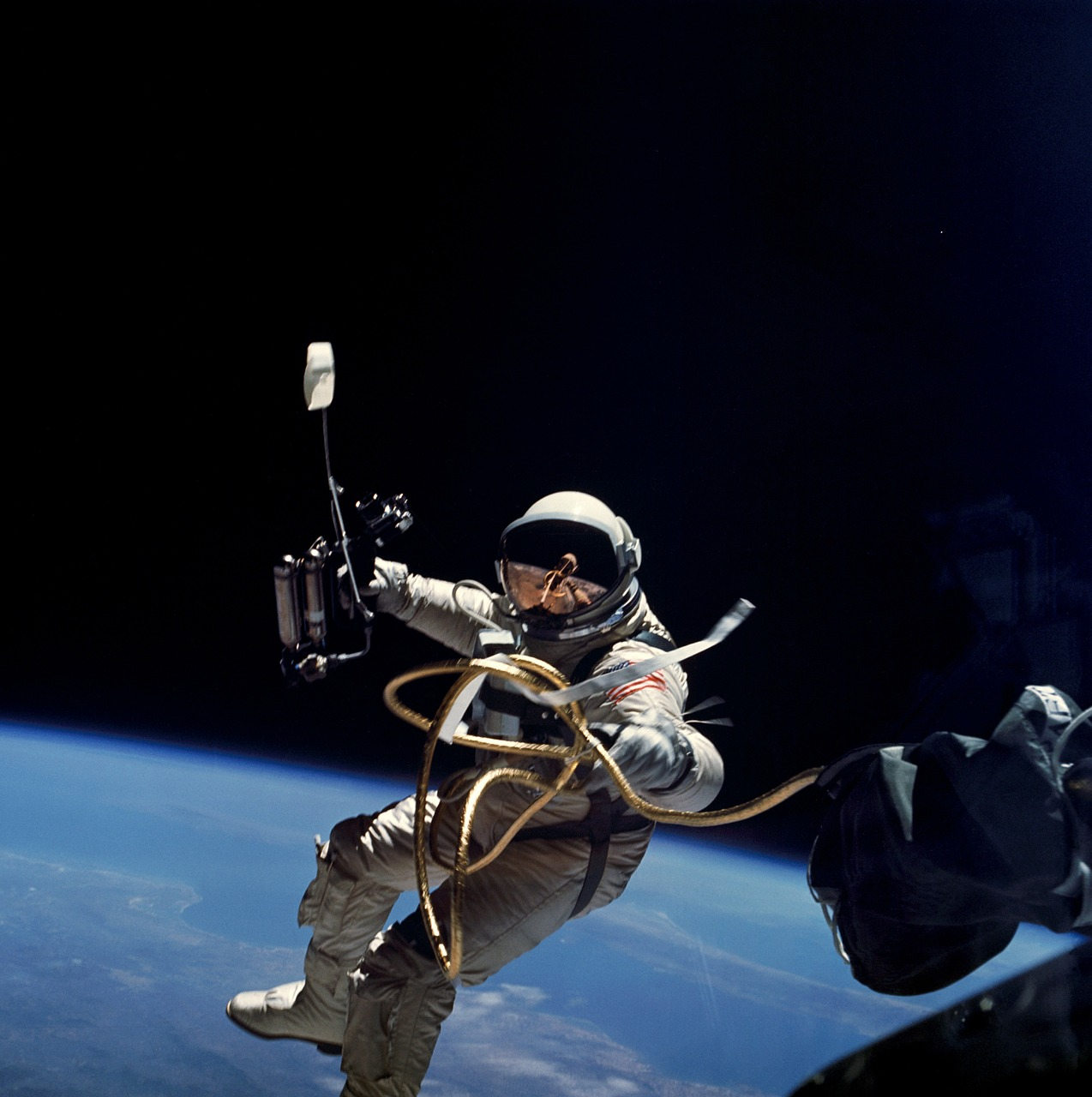 space nasa astronaut free photo