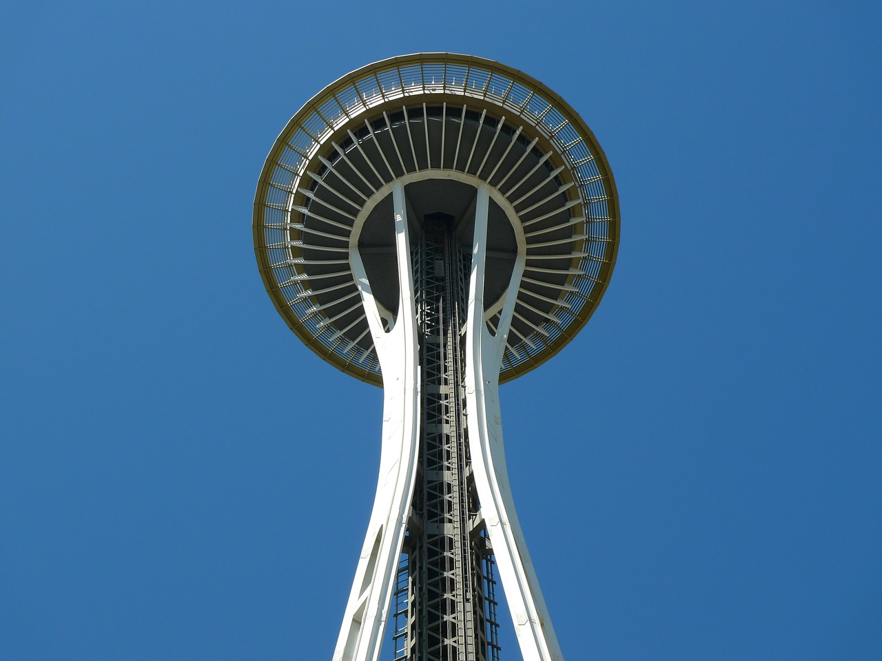 space needle seattle washington free photo