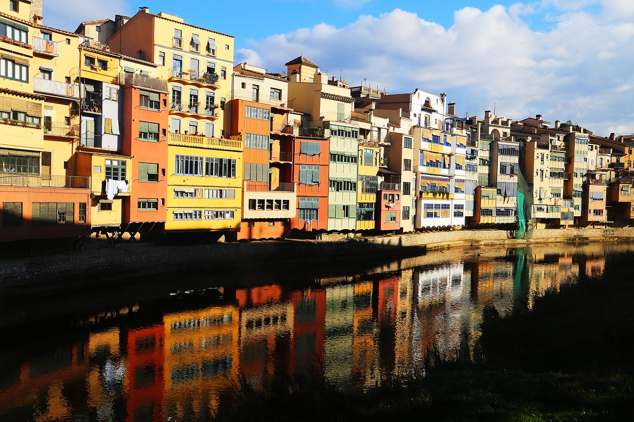 Spain,catalonia,girona,travel,architecture - free image from ...
