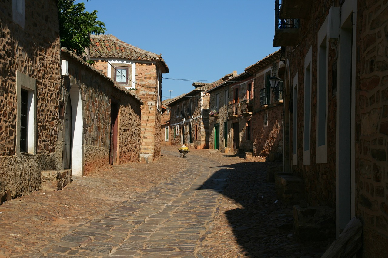 spain castrillo de los polvazares village free photo