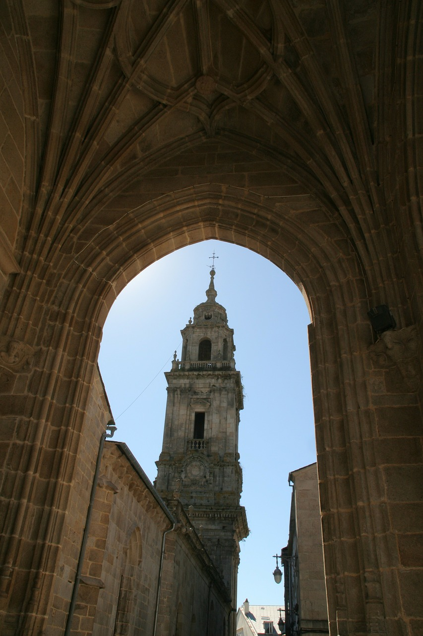 spain lugo cathedral free photo