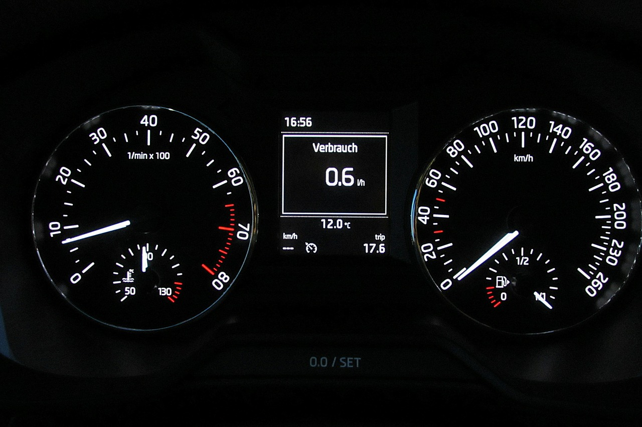 speedo,lighting,speed,consumption,fuel consumption,tachometer,mileage,fuel gauge,free pictures, free photos, free images, royalty free, free illustrations, public domain