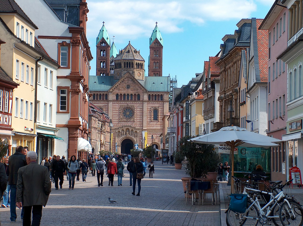 speyer germany city free photo