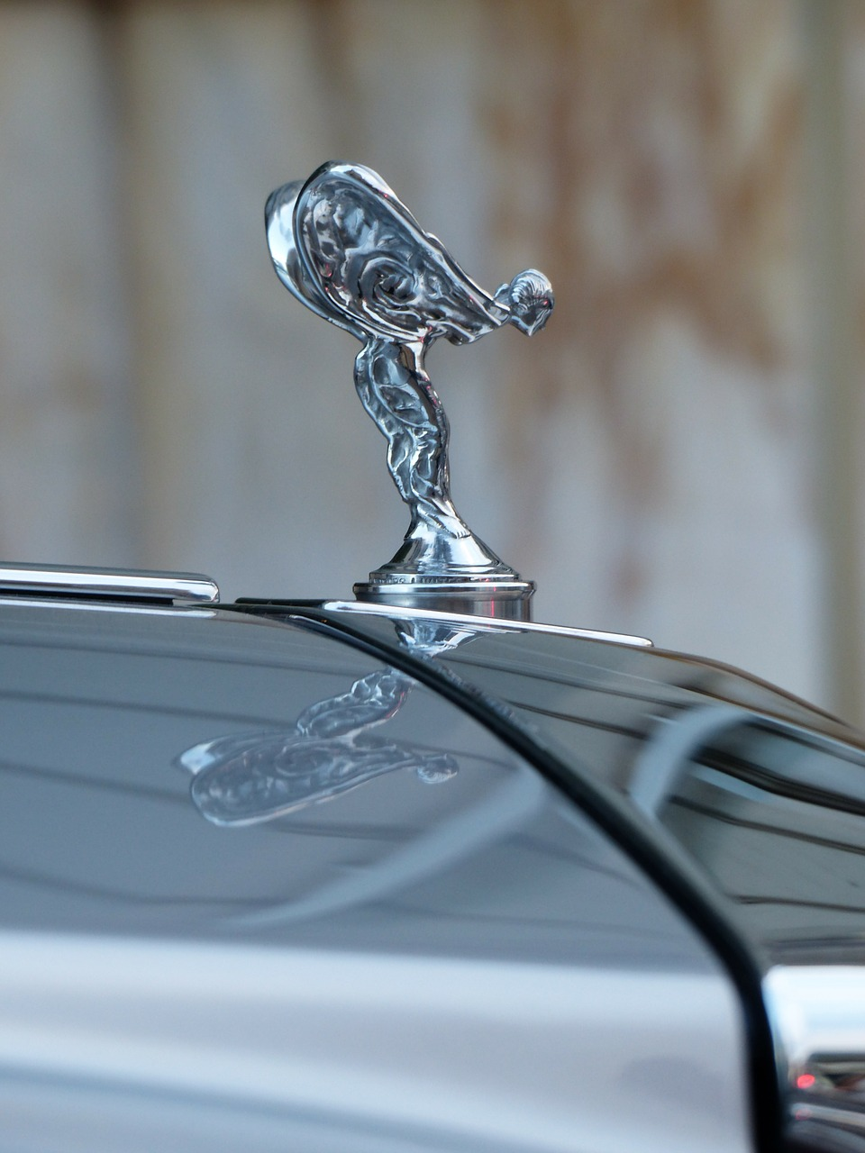 spirit of ecstasy emily figure free photo
