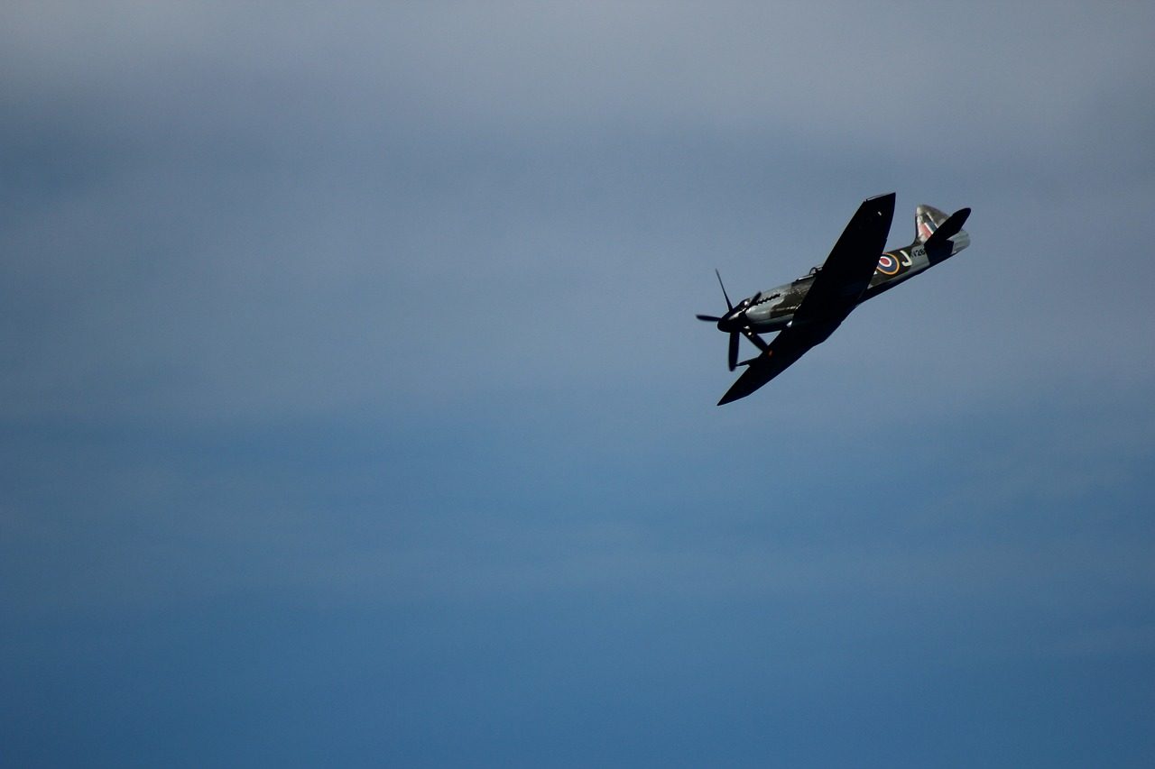spitfire battle of britain britain free photo