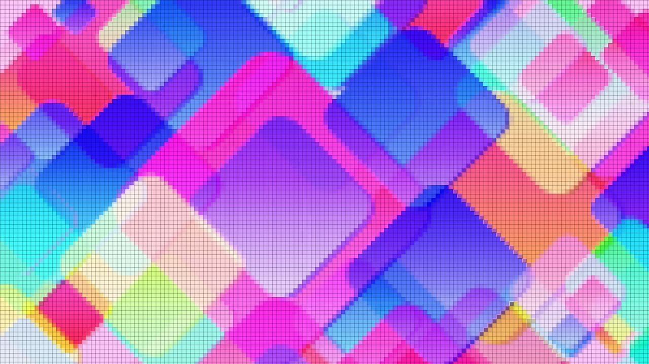 squares color squares background free photo